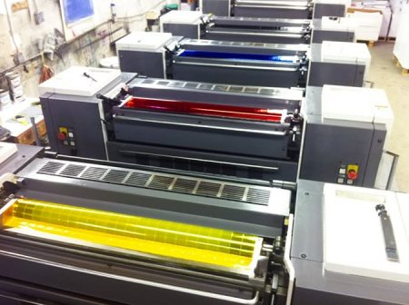 چاپ افست چيست؟