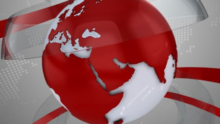 پیش نمایش پروژه آماده افترافکت Global News Intro Title
