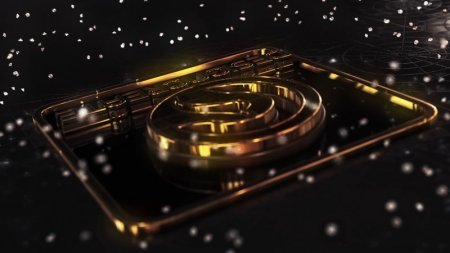 Diamonds Gold & Silver Logo