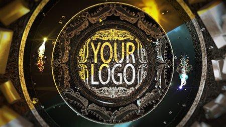اسکرین شات پروژه آماده افترافکت  The Ultimate Intense Logo Reveal